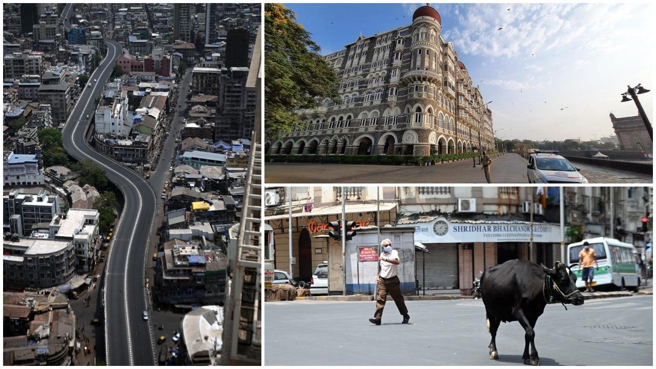 Weekend Lockdown: મુંબઇમાં વિકેન્ડ લૉકડાઉન દરમિયાન આવી હતી શહેરની તાસીર