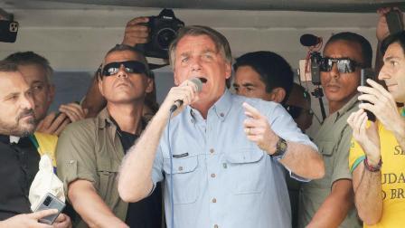 બ્રાઝિલના રાષ્ટ્રપતિ જાયર બોલસોનારો