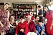 જોઈ લો બૉલીવુડના સ્ટાર્સ અને ક્રિકેટર્સનું ક્રિસમસ સેલિબ્રેશન