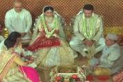 લગ્નના બંધનમાં બંધાયા ઈશા અંબાણી-આનંદ પિરામલ, જુઓ ઝલક
