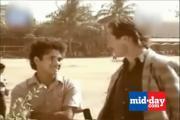 સચિન તેન્ડુલકરે 'મિડ ડે'ને આપ્યો હતો પહેલો વીડિયો ઈન્ટરવ્યુ