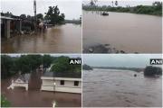 દક્ષિણ ગુજરાતમાં પૂરની સ્થિતિ, ભારે વરસાદથી નદીઓમાં ઘોડાપૂર, જિંદગી જોખમમાં