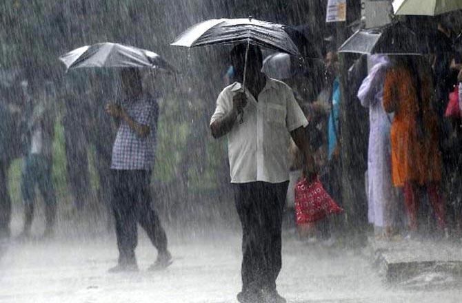 વાયુને કારણે આટલા વિસ્તારોમાં પડશે અતિભારે વરસાદ