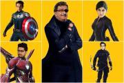 દુનિયાને બચાવવા આવી ગયા છે ગુજ્જુ Avengers, જુઓ ફોટોઝ