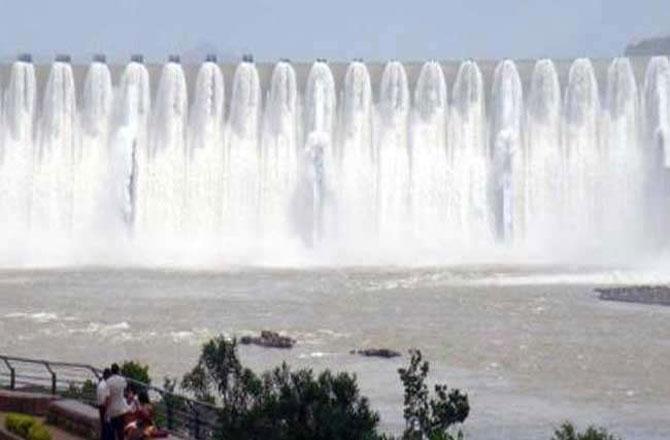 પાણીની તંગી વચ્ચે વધી સરદાર સરોવર ડેમની જળસપાટી