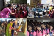 આજથી ગુજરાતભરમાં નવા શૈક્ષણિક સત્રની થઇ શરૂઆત, વિદ્યાર્થીઓમાં ઉત્સાહ જોવા મળ્યો