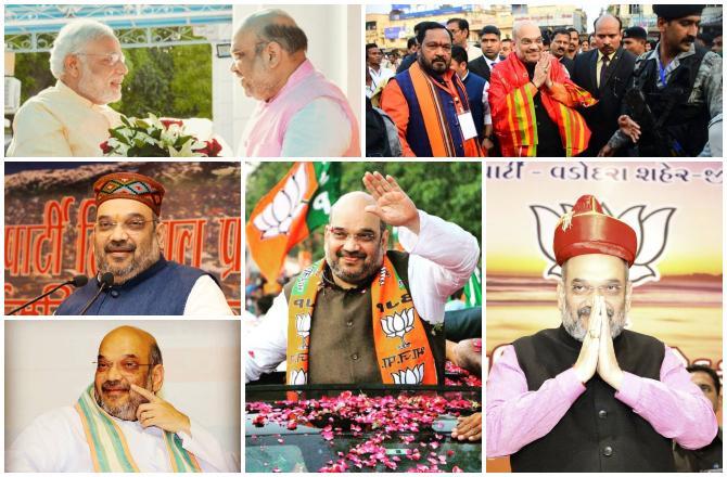 Happy Birthday Amit Shah: જાણો દેશના ગૃહમંત્રીની રાજકીય સફર..