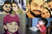 Happy Birthday Virat Kohli: એક પ્રેમાળ પુત્ર સાથે છે આઈડિયલ પતિ, જુઓ એની અનસીન તસવીરો