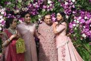 Ambani Wedding: જુઓ જ્યારે શ્લોકા અને આકાશના લગ્નમાં આવ્યા મહાનુભાવો