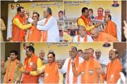 Gujarat Lok Sabha Election 2019 : ભાજપના નેતાઓએ કરી જીતની ઉજવણી