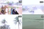 Cyclone Fani: ફનીની અસરને કારણે આવો છે માહોલ