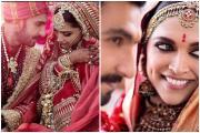 Deepika Ranveer Anniversary: જુઓ તેમના લગ્નનો આખો આલ્બમ ફરી એક વાર....