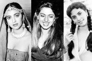 Happy Birthday Juhi Chawla: જૂહીની યુવાનીની અને ન જોવાયેલી તસવીરો પર કરો એક નજર