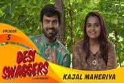 RJ Harshil સાથે Kajal Maheriya ના Bewafa ગીત પાછળ નું રહસ્ય દેશી સ્વેગર્સમાં