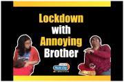 લૉકડાઉનમાં જો ભાઇ હેરાન કરે તો બૉસ આવી બન્યું...જુઓ આ વીડિયો..