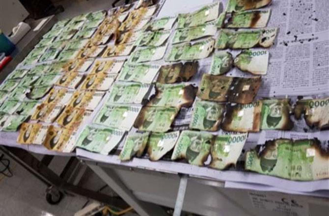 2.25 ટ્રિલ્યન ડૉલરના નોટ-સિક્કાઓ સાઉથ કોરિયાએ નષ્ટ કર્યા
