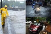 Mumbai Rains: જોરદાર ભરતી વધી, લ્યો આ શહેરમાં દુર્ઘટના ઘટી