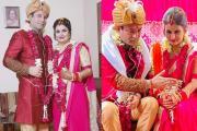 ગુજરાતી ફિલ્મોનાં જાણીતાં અભિનેત્રી પ્રાંજલ ભટ્ટે કર્યા લગ્ન, જુઓ તસવીરો