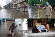 પહેલાં મુશળધાર વરસાદમાં જ મુંબઈ થયું પાણી પાણી, પણ મુંબઈગરા તો ભઈ મોજમાં