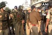 શાહીન બાગમાં ચાલી રહ્યાં પ્રદર્શનનો પોલીસે કરાવ્યો અંત