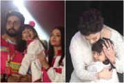 Aaradhya Bachchan: મિસ વર્લ્ડ મમ્મી અને હેન્ડસમ પપ્પાની લાડકીના ક્યૂટ અવતાર્સ