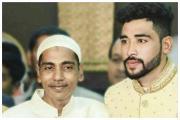 મોહમ્મદ સિરાજ અને તેના પિતા