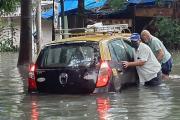 Mumbai Rains: ભારે વરસાદને લીધે ફરી એકવાર શહેરના અનેક વિસ્તારોમાં પાણી ભરાયા