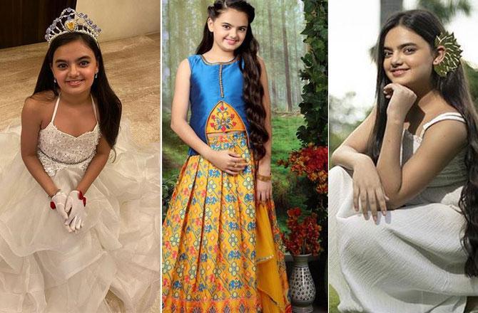 HBD Ruhanika Dhawan: નાની ઉંમરમાં મેળવી છે ઘણી સફળતા, કરોડોમાં છે એના ફૅન્સ
