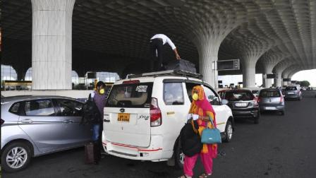 મુંબઈ એરપોર્ટ. ફાઇલ ફોટો