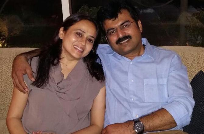 Valentines Weekend: Dr. Prashant Bhimani હેવમોરના ચણાપૂરી ખાઇને ઉજવી પહેલી ડેટ