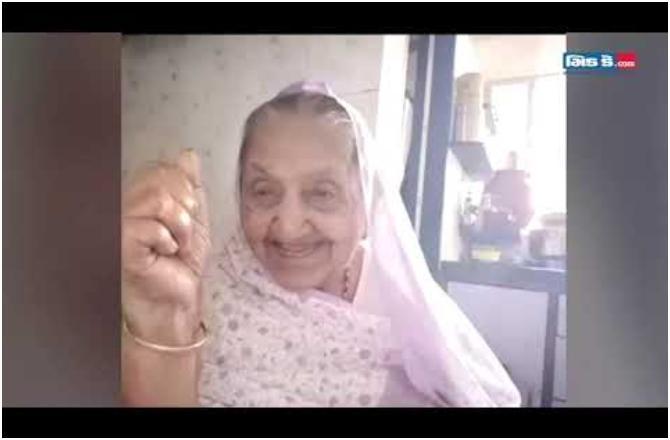 Padmshri Jaswantiben Popat: 93 વર્ષનાં આ એવોર્ડી પાસેથી જાણો લિજ્જત પાપડની જર્ની