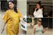 Kareena Kapoor: પ્રેગનેન્ટ બેબો જે લૂક્સ કૅરી કરે છે એ જોયા તમે?