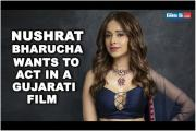 Nushrat Bharucha: મને ગુજરાતી ફિલ્મમાં કામ કરવાનો મોકો મળશે તો હું ચોક્કસ કરીશ