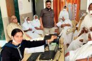 જૈન સાધુ-સાધ્વીજીઓના આધાર કાર્ડ બનાવવાની પ્રક્રિયા