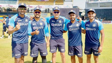 ભારતે ૪૦ વર્ષ બાદ વન-ડેમાં ઉતાર્યા પાંચ નવા ખેલાડીઓ