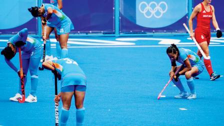 ભારતીય મહિલા હૉકી ટીમની હારની હૅટ-ટ્રિક