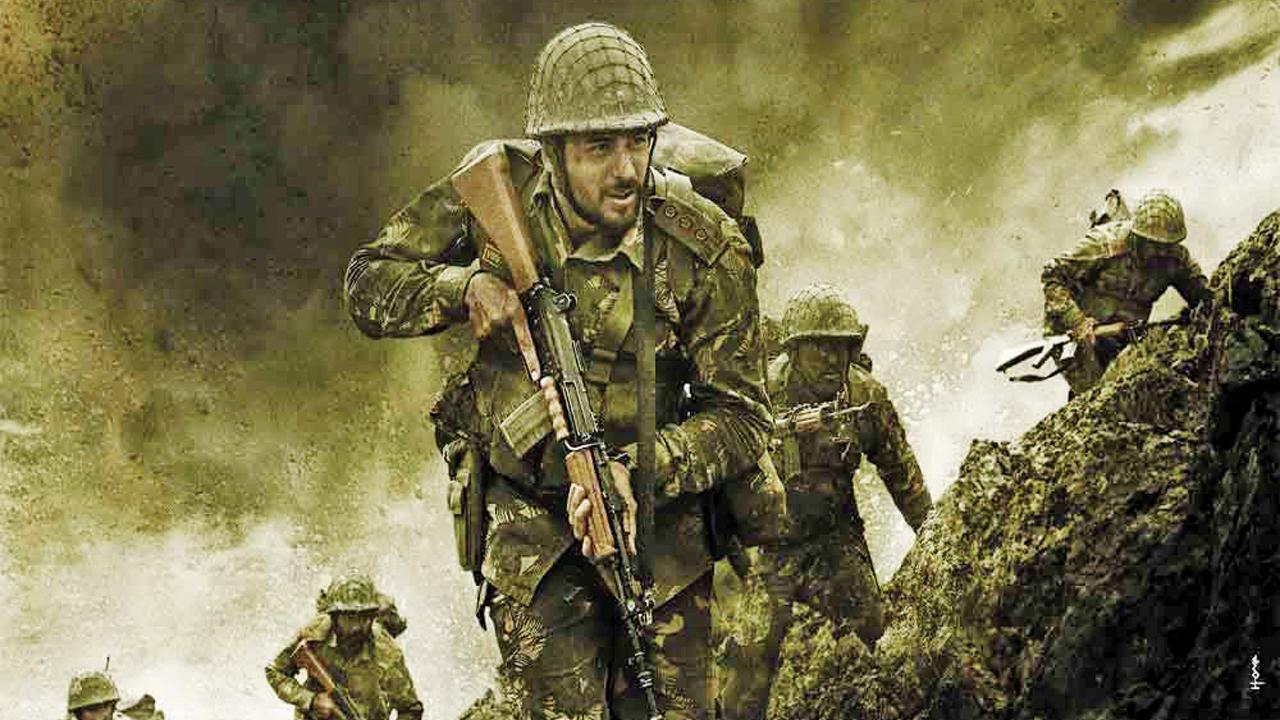 કારગિલ યુદ્ધ પર આધારિત છે ફિલ્મ શેરશાહ