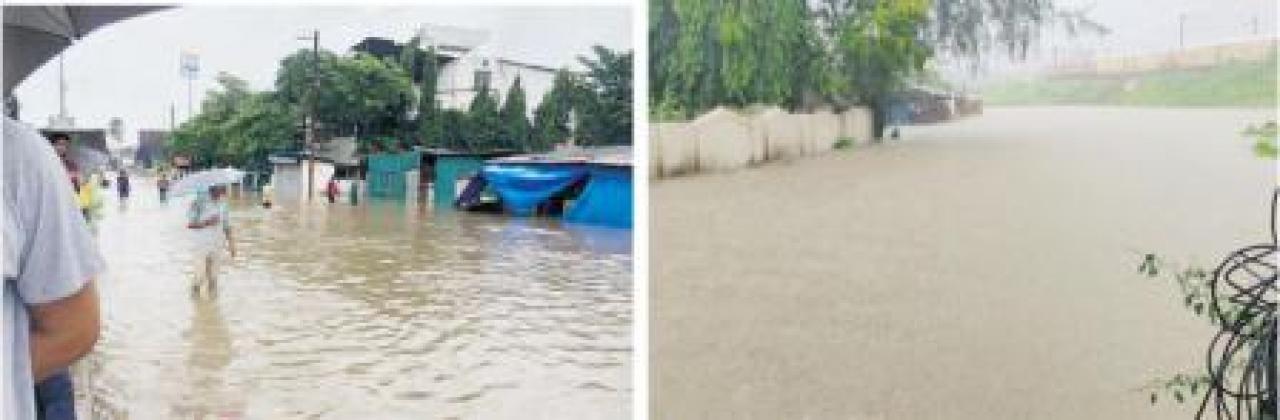 ગુજરાતમાં  સરેરાશ 32.58 ટકા વરસાદ નોંધાયો