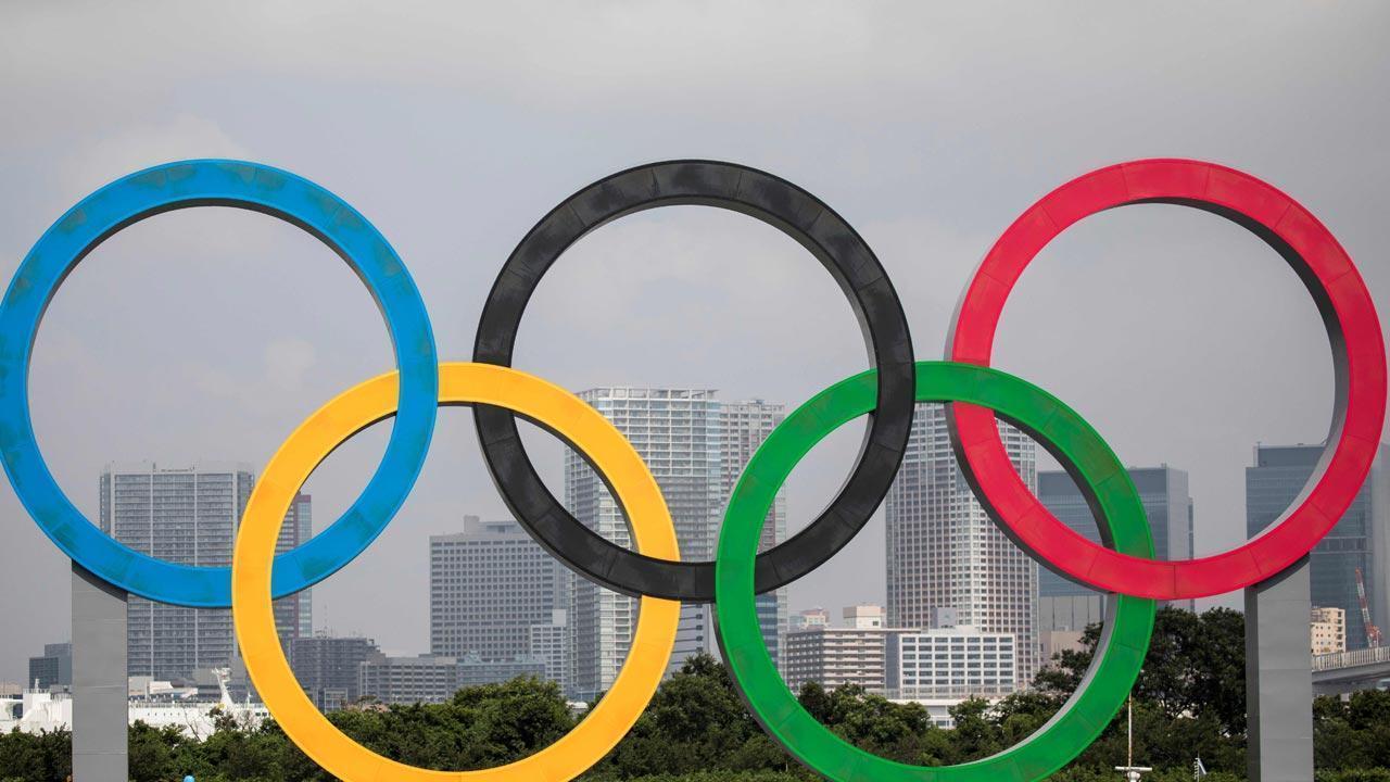 ઓલિમ્પિક લોગો