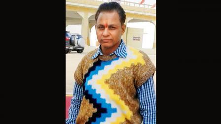 વિજયરાજ જૈન.