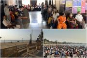 One year of Pandemic: મુંબઇ શહેરની તાસિર ત્યારે અને અત્યારે, જુઓ નજારો