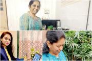 બાંધી મુઠ્ઠી પરિવારથી....આ બહેનો બની તેમના  પરિવારનો આધારસ્તંભ