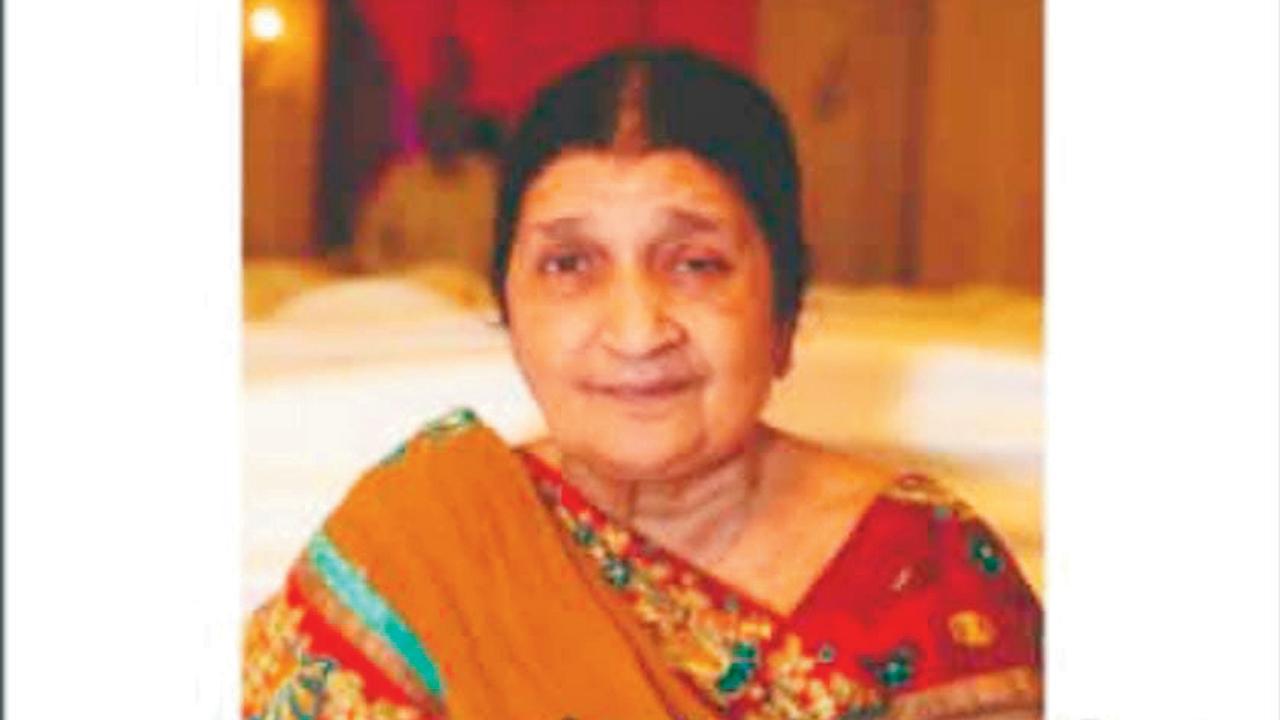 રતનબહેન મોહનલાલ જૈન