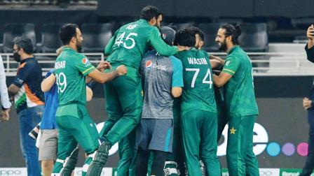 પાકિસ્તાન ટીમ