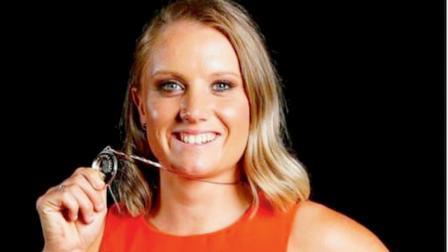 રોહિત શર્મા જેવી બનવા માગે છે ઑસ્ટ્રેલિયાના ક્રિકેટરની પત્ની