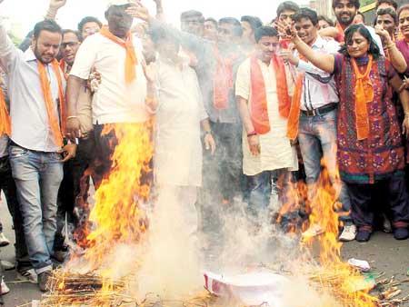 ગુજરાતમાં શરૂ થઈ ગયા ગુટકાના અંતિમ સંસ્કાર