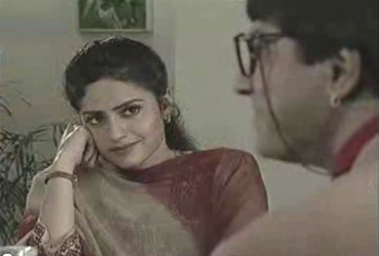 Sandhya Mridul in Koshish -- Ek Aasha: The serial focused on the inspirational story of a woman named Kajal, who is deceived by her parents-in-law into marrying their mentally challenged son, Neeraj. Putting aside all her miseries however she takes it upon herself to help her husband towards normalcy