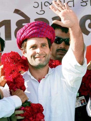 ગુજરાતમાં વિકાસ શબ્દનું માત્ર માર્કેટિંગ થયું છે : રાહુલ ગાંધી