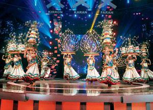'ઇન્ડિયાઝ ગૉટ ટૅલન્ટ'માં આજે ૧૫૦૦ દીવડાઓ સાથે ગુજરાતના વિપ્લવ ડાન્સ ગ્રુપનું સ્પેશ્યલ ડાન્સ