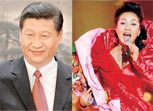 ચીનના નવા પ્રમુખ કરતાં તેમની ગ્લૅમરસ વાઇફ છે વધારે લોકપ્રિય